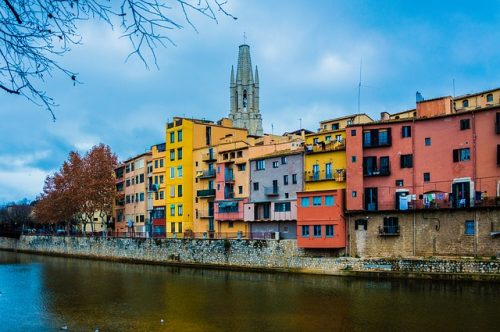 Como é Girona