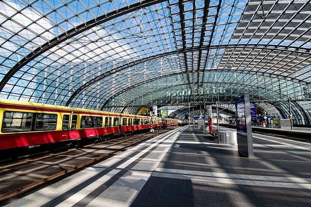 Estação Central de Berlim