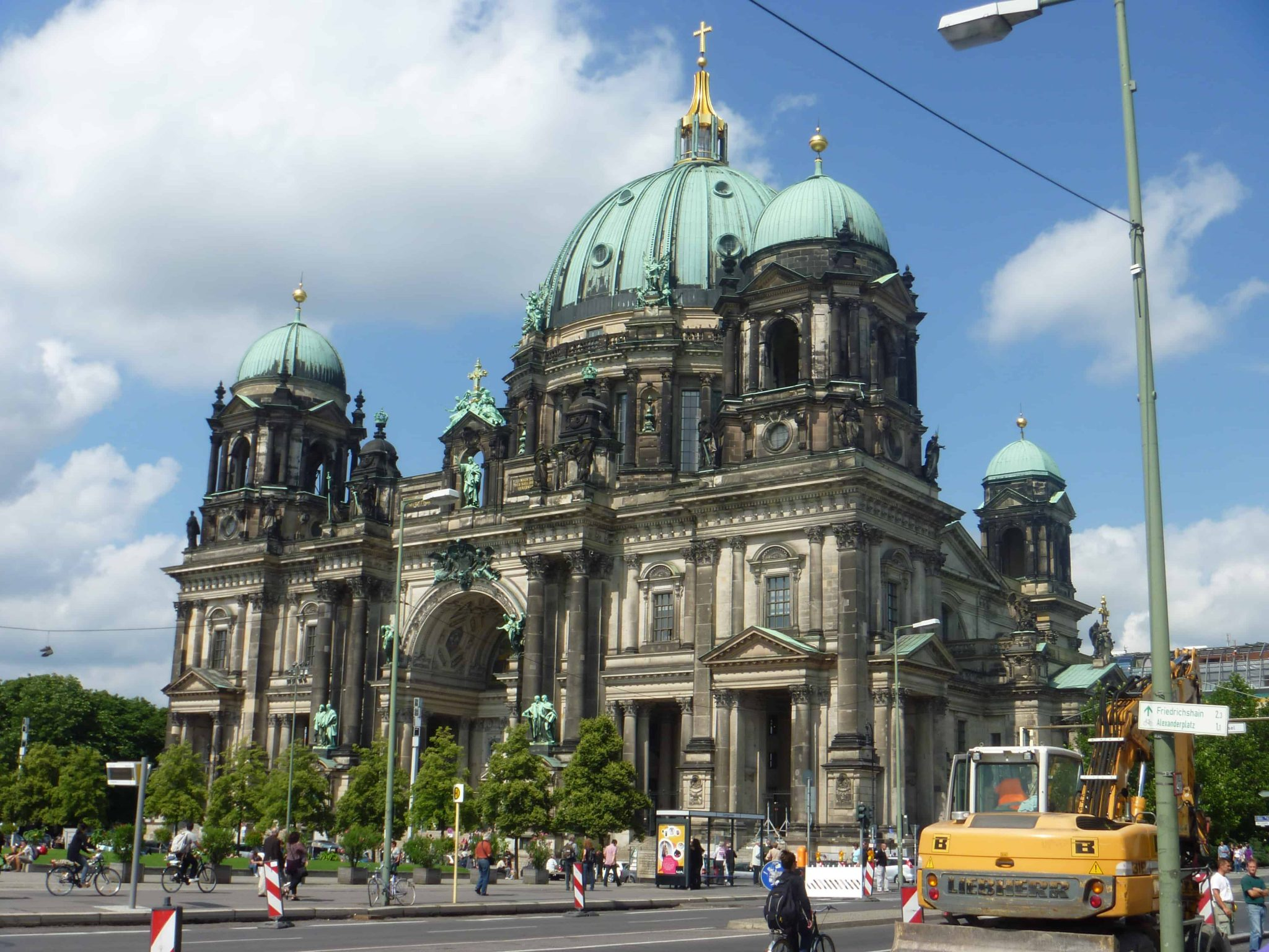 Igreja de referência em Berlim