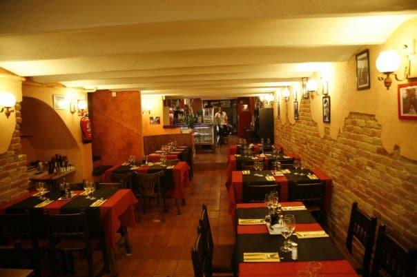 restaurante argentino em Barcelona