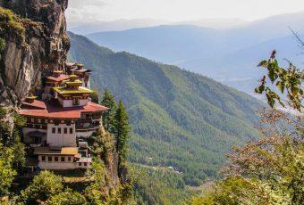 O interessante turismo de luxo no Butão