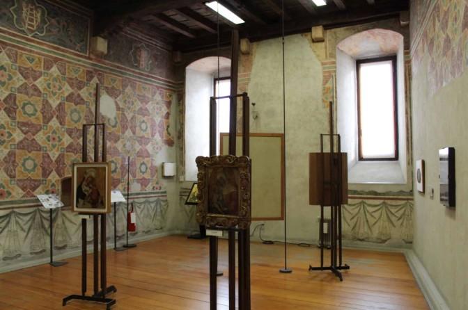 exposição de arte na Itália