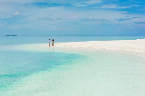 Natureza fabulosa das Maldivas