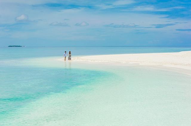 hotéis incríveis: Natureza fabulosa das Maldivas