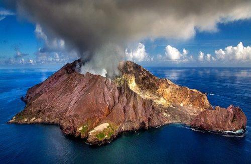 Vulcões Nova Zelândia