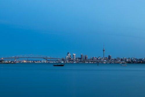Passeio de barco em Auckland