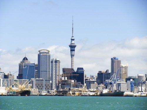 foto da cidade de Auckland
