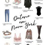 Outono em Nova York: peças para uma mala perfeita