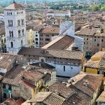 1 dia em Lucca: o que fazer e onde comer