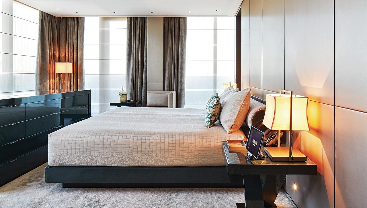 onde ficar em milão: o Armani Hotel Milano surpreende pela decoração