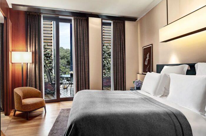 Onde se hospedar em Milão, Bvlgari hotel Milano