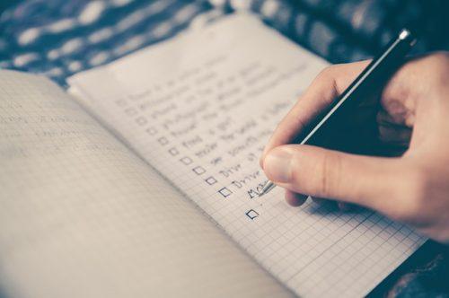 Checklist da viagem: o que não pode faltar
