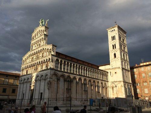 Catedral de São Martinho em Lucca