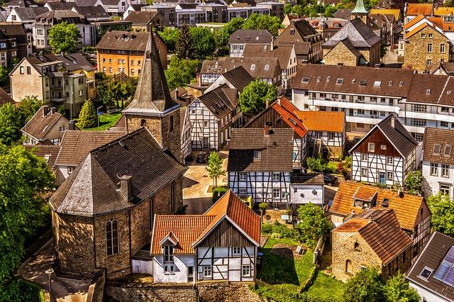 Casas na Alemanha