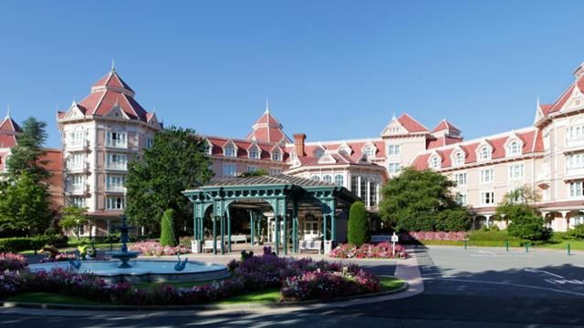 Disney Resort Paris: parque tem uma série de hotéis em Paris