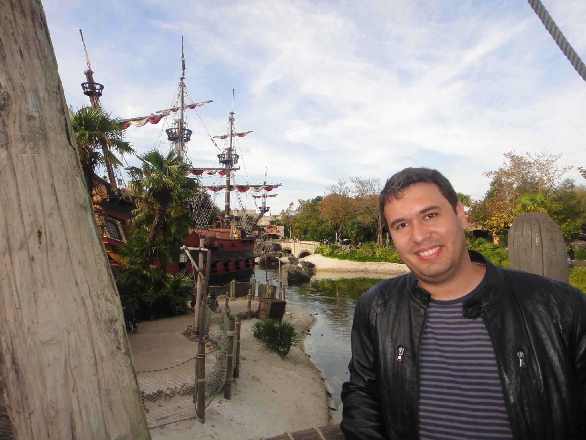 Disneyland Paris: Entrada da Disneyland Paris