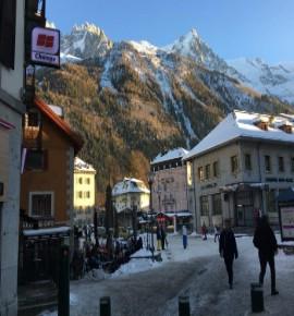 Turismo de luxo em Chamonix Mont Blanc