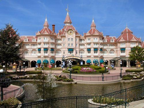Como é a Disneyland Paris