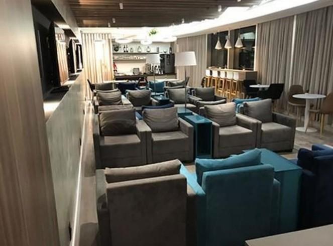 LoungeKey no Aeroporto Santos Dumont