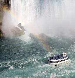 Um dia em Niagara Falls