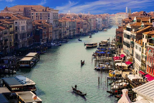 Como é Veneza