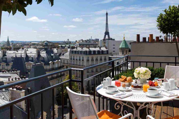Hotel San Régis em Paris