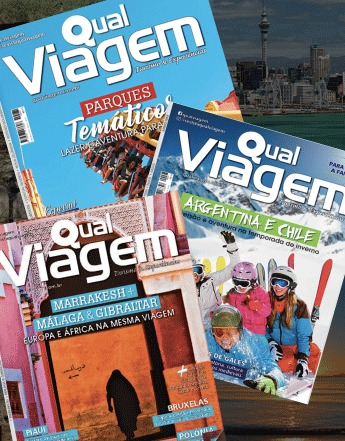A nossa coluna na Revista Qual Viagem