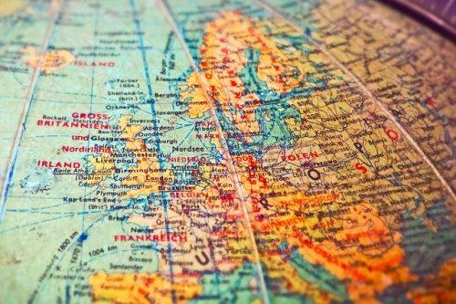 Visto para a Europa