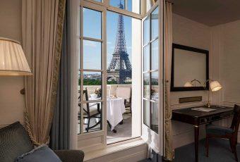 Hotel em Paris: 5 opções com vista para a Torre Eiffel