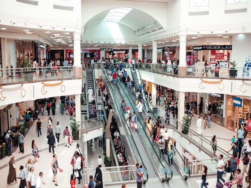 Compras em Dubai: Mall of Emirates