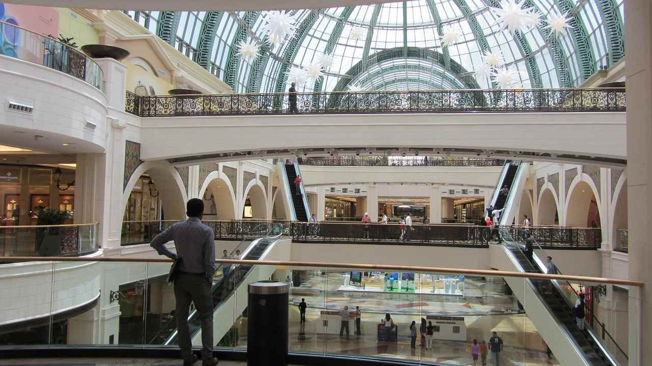 Compras em Dubai: shopping