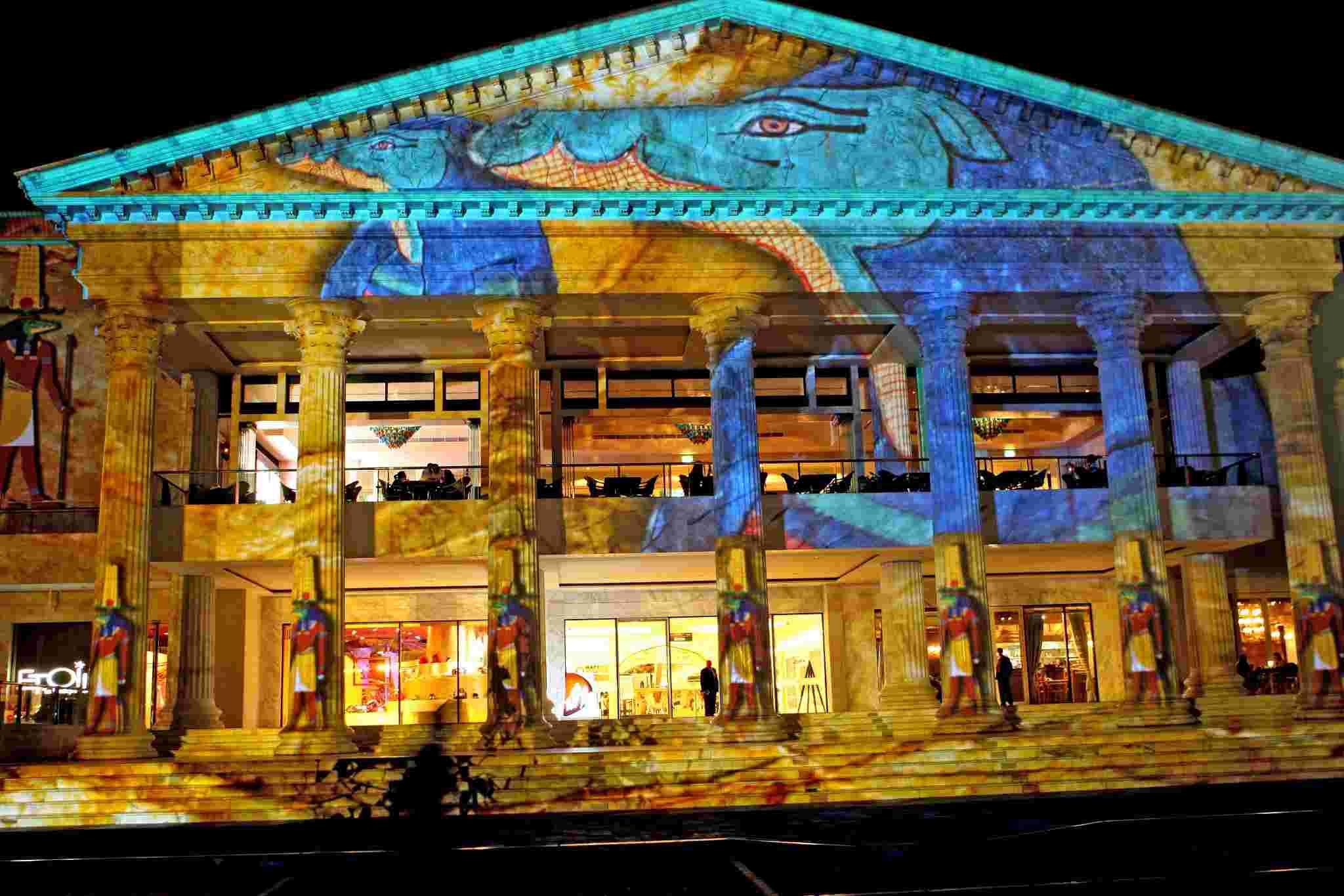 Compras em Dubai: Wafi Centre