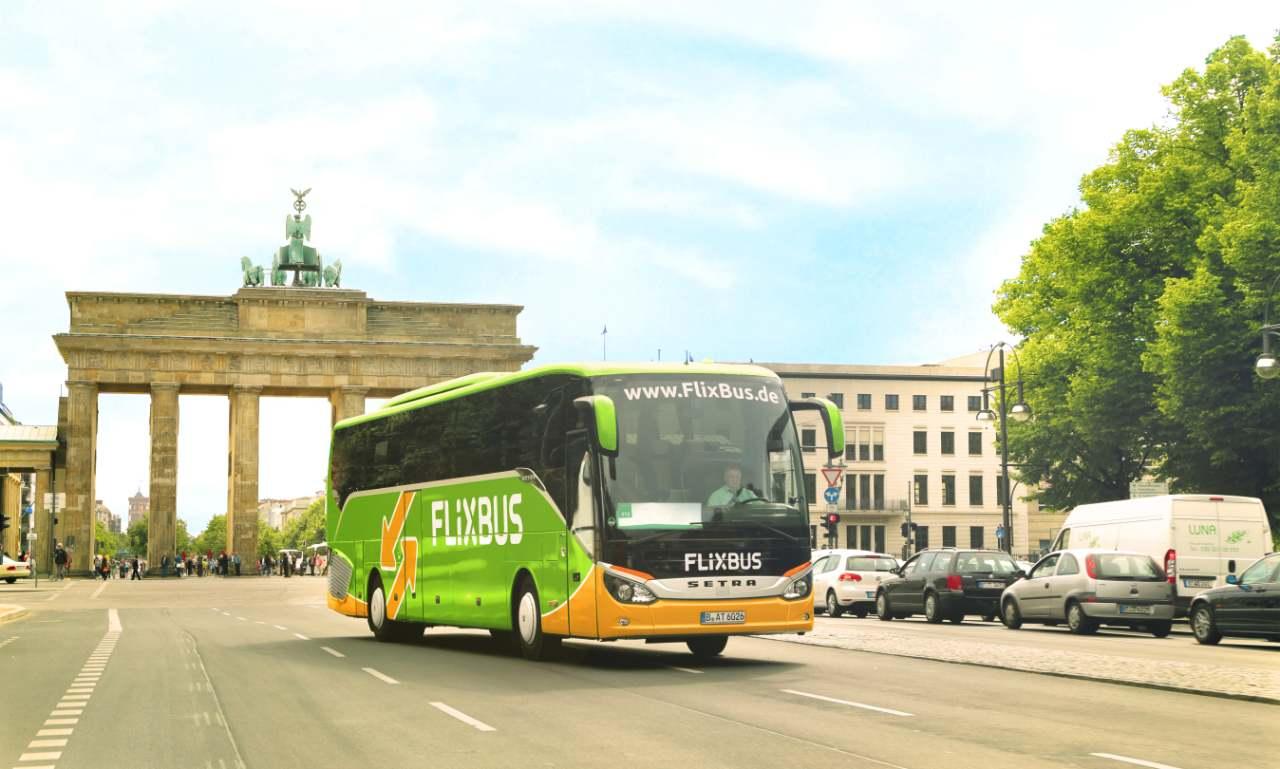 Planejamento de viagem: flix bus