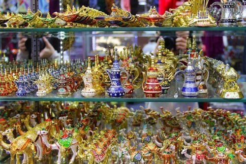 Souvenir em Dubai