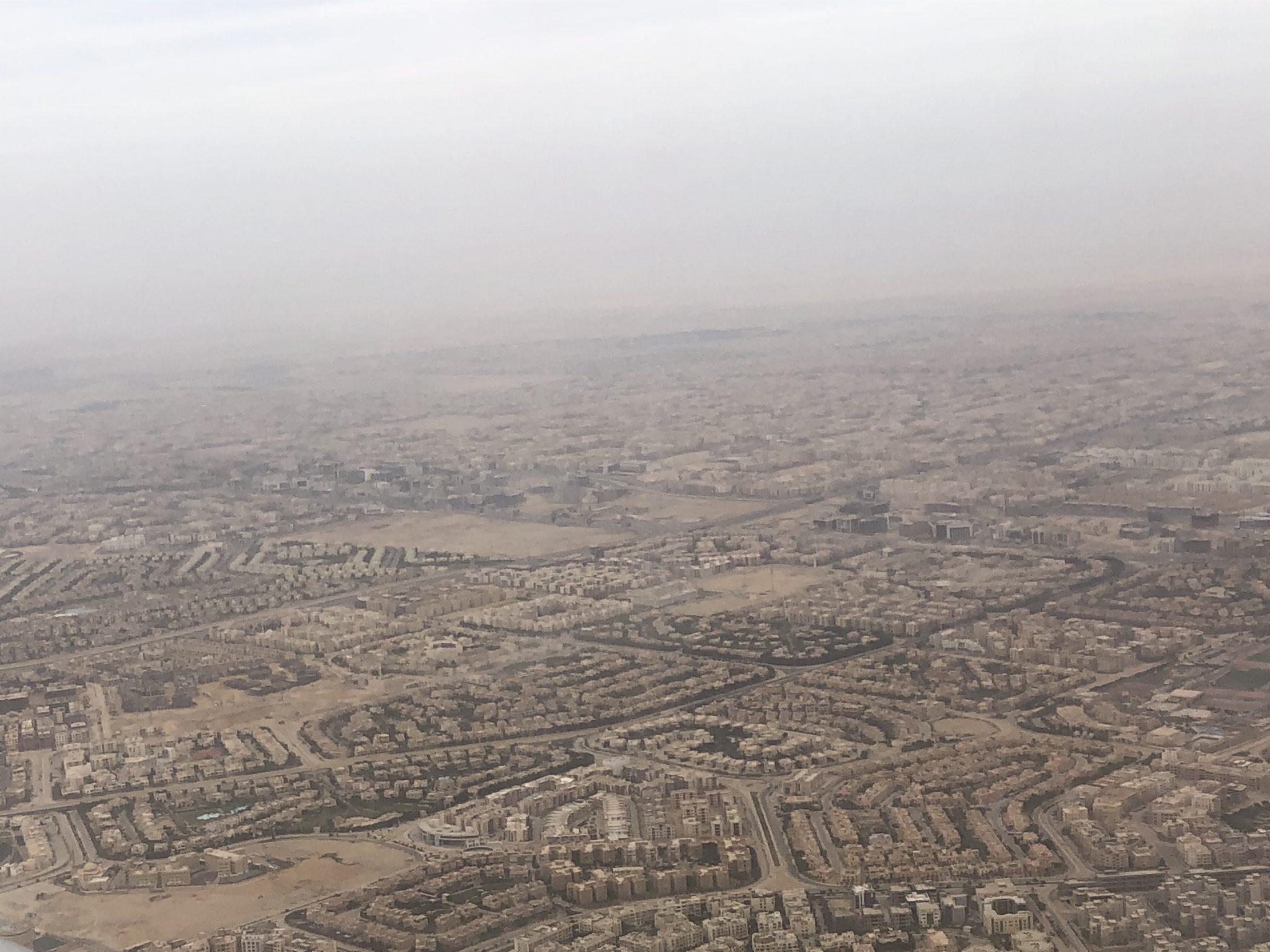 Cairo vista de cima