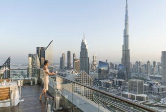 Hotel em Dubai: Shangri-La, conforto absoluto, perto de tudo