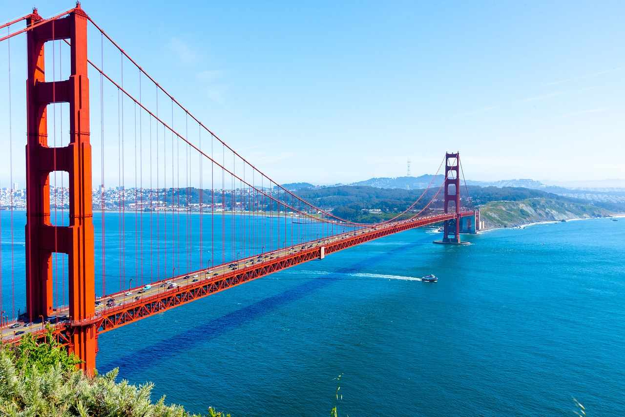 Seguro Viagem Estados Unidos Golden Gate
