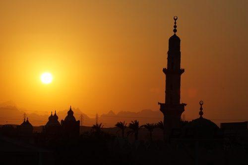 Temperatura no Egito