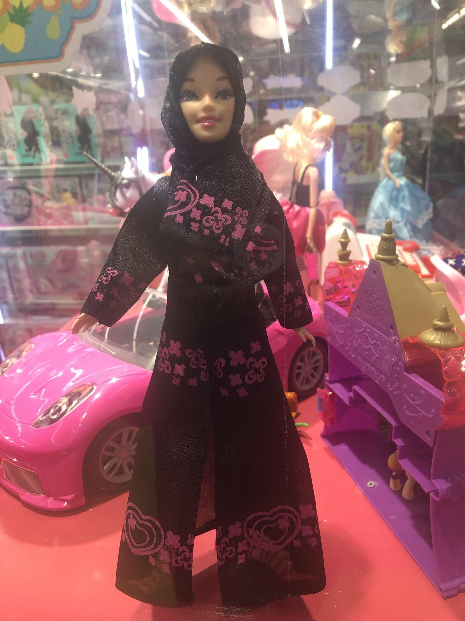 Barbie muçulmana