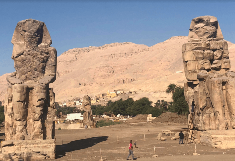 Colossos de Memnon