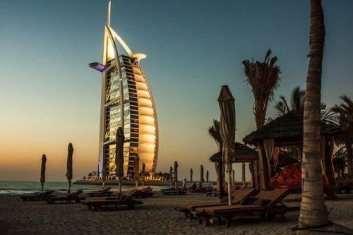 Como é o Burj Al Arab