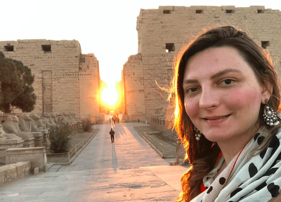 Lado Oriental de Luxor