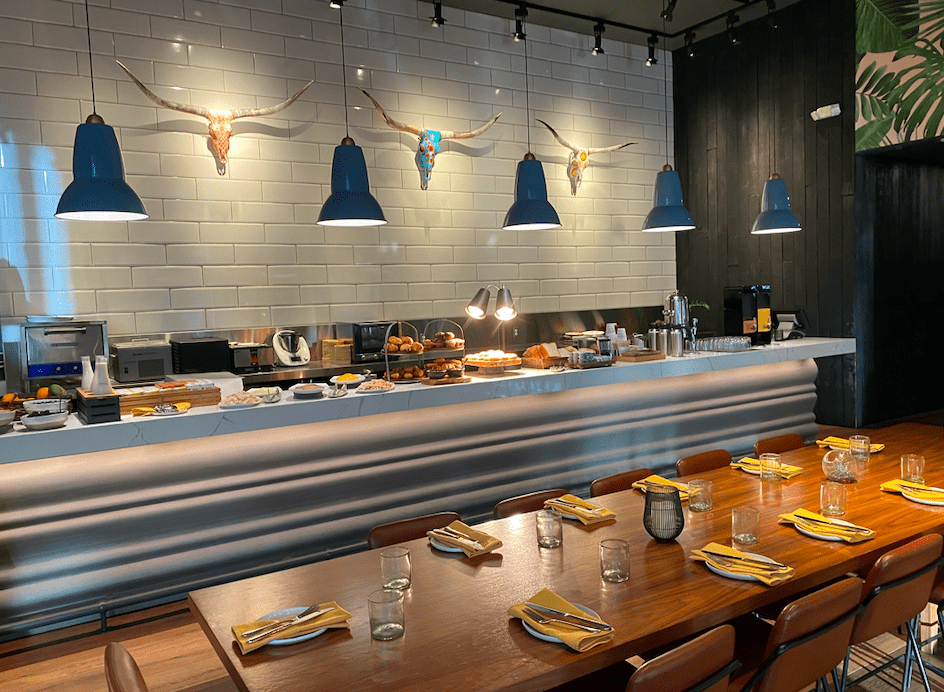 Restaurante Cvltura Miami