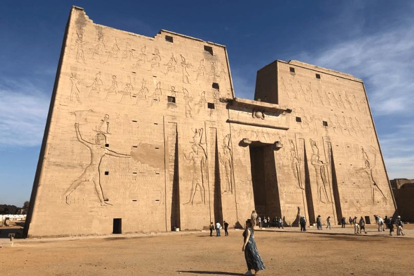 Templo de Edfu ou Templo de Horus