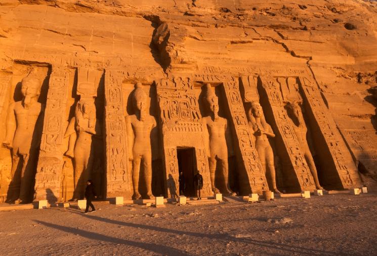 Templos Abu Simble