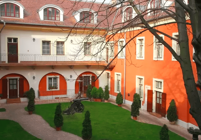 interior do St. George Residence