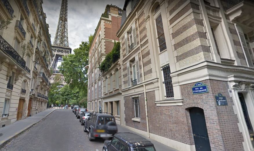 Rue de I´Université