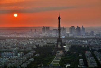 5 lugares perfeitos para tirar foto com a Torre Eiffel