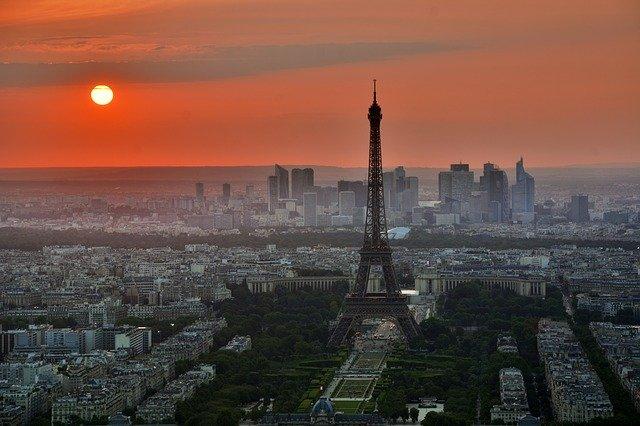 Onde tirar foto da Torre Eiffel