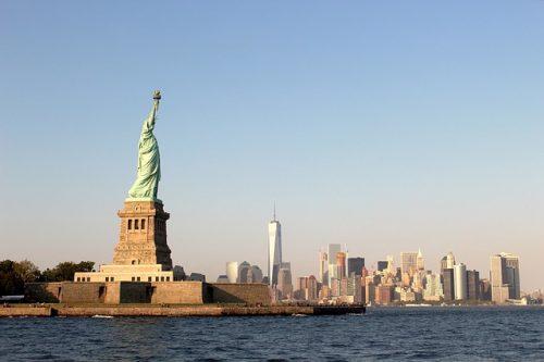 como ir na estatua da liberdade